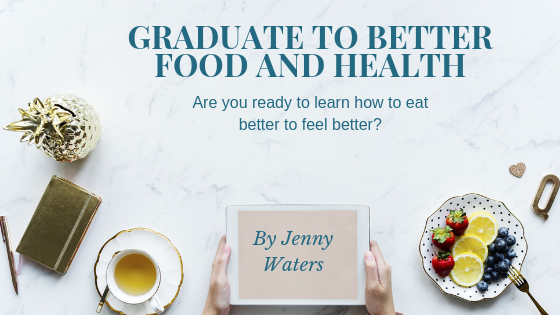 Graduate to better food and health