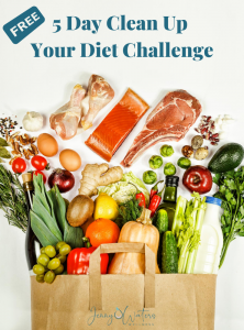 5 Day Clean Up Your Diet